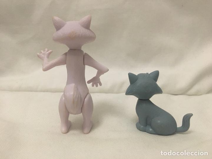 Figuras de Goma y PVC: ARISTIGATOS FUGURAS SKIP. PREMIUM. TITO. DETERGENTE. LOTE. DUNKIN - Foto 2 - 164986844