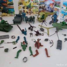 Figuras de Goma y PVC: SURTIDO MONTAMAN MONTAPLEX. Lote 165083114