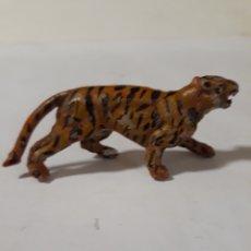 Figuras de Goma y PVC: FIGURA LEOPARDO PECH GOMA. Lote 165104780