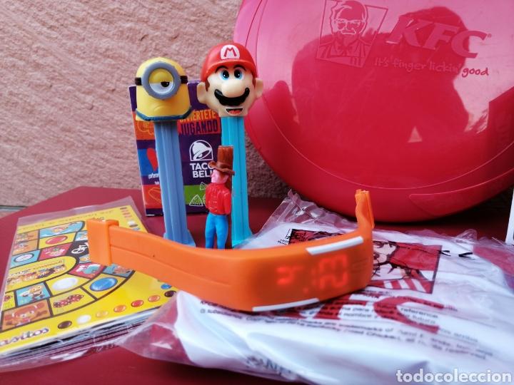 Dispensador Pez: Dispensadores PEZ Mario Bros y Minions y más cosas. - Foto 2 - 165148725