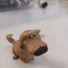 Figuras de Goma y PVC: FIGURA PERRO PVC UP PELICULA BULLYLAND. NUEVA CON ETIQUETAS. Lote 219439130