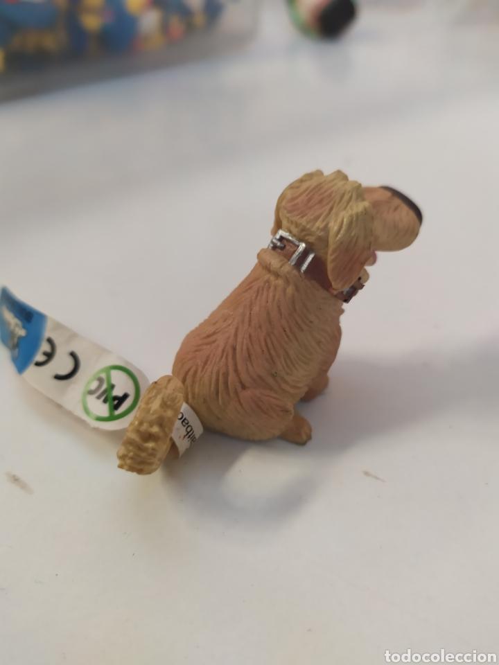 Figuras de Goma y PVC: Figura perro pvc UP pelicula bullyland. Nueva con etiquetas - Foto 3 - 175683729