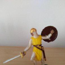 Figuras de Goma y PVC: FIGURA DE PVC JECSAN MEDIEVALES SERIE CRUZADOS . Lote 165244382