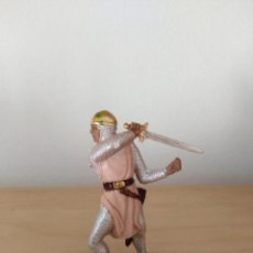 Figuras de Goma y PVC: FIGURA DE PVC JECSAN MEDIEVALES SERIE CRUZADOS . Lote 165244538