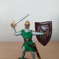 Figuras de Goma y PVC: FIGURA DE PVC JECSAN MEDIEVALES SERIE CRUZADOS . Lote 165244650