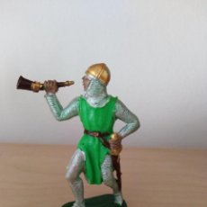 Figuras de Goma y PVC: FIGURA DE PVC JECSAN MEDIEVALES SERIE CRUZADOS . Lote 165244914