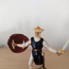 Figuras de Goma y PVC: FIGURA DE PVC JECSAN MEDIEVALES SERIE CRUZADOS . Lote 165245206