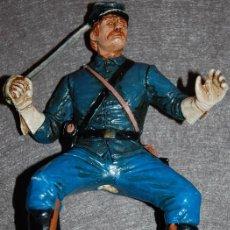 Figuras de Goma y PVC: FIGURA DE GOMA SOLDADO AMERICANO YANKI. Lote 165268166