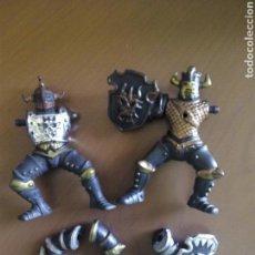 Figuras de Goma y PVC: PIEZAS DE FIGURAS CHAP MEI 1995. Lote 165109018