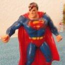 Figuras de Goma y PVC: LOTE FIGURA SUPERMAN COMICS SPAIN 1992. Lote 165315922