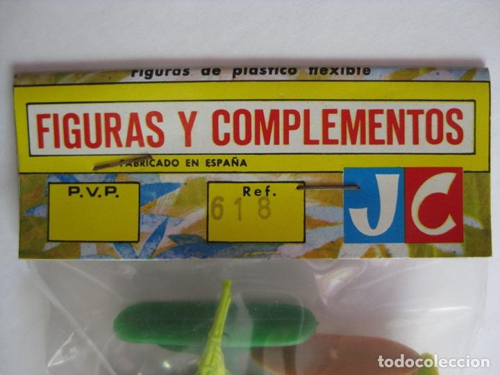 Figuras de Goma y PVC: JECSAN - FIGURAS Y COMPLEMENTOS BOLSA SIN ABRIR - Foto 3 - 165326630