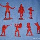 Figuras de Goma y PVC: FIGURAS DE TARZAN DE REYMONT LA ILUSION PIPERO AÑOS 70 VER FOTOS Y DESCRIPCION. Lote 165360222