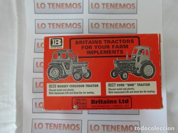 Figuras de Goma y PVC: accesorio para tractor BRITAINS LTD BUCK RAKE - Foto 3 - 165485762