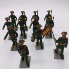 Figuras de Goma y PVC: DESFILE DE LA GUARDIA CIVIL/GOMARSA-SOLDIS/REAMSA.. Lote 165522950