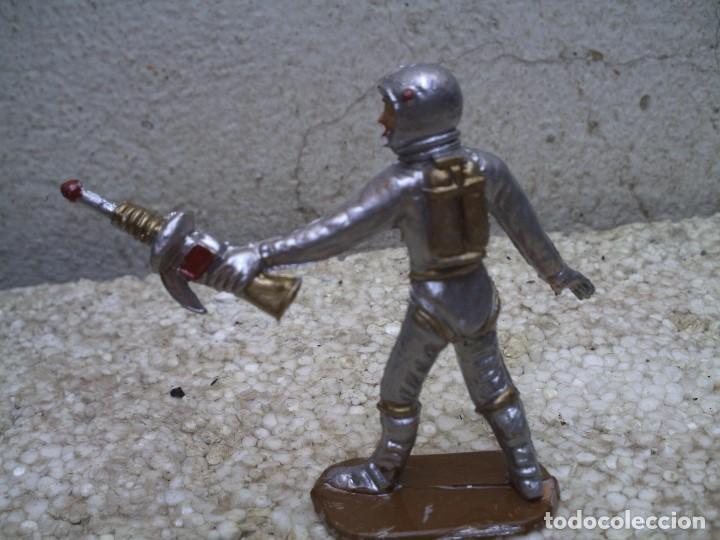Figuras de Goma y PVC: astronauta de comansi - Foto 3 - 165523426