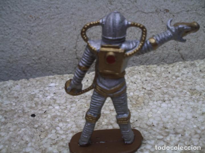 Figuras de Goma y PVC: robot de comansi - Foto 2 - 165524166