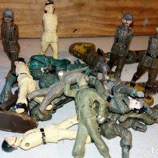 Figuras de Goma y PVC: FIGURAS DE TEIXIDO Y OTRAS. Lote 165580498
