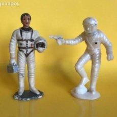 Figuras de Goma y PVC: LOTE DOS FIGURAS ASTRONAUTAS JECSAN . Lote 165679806