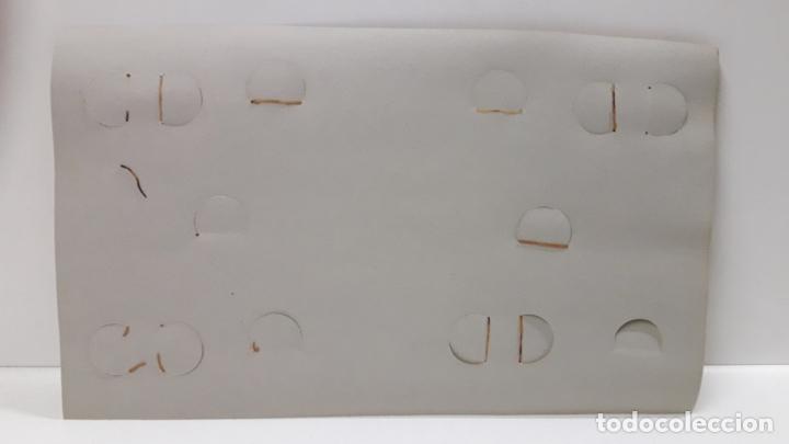 Figuras de Goma y PVC: CAJA ORIGINAL DE TOREROS Y TOROS . REALIZADA POR PECH . AÑOS 60 - Foto 15 - 165709130