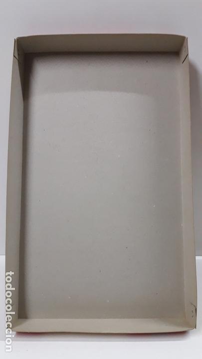 Figuras de Goma y PVC: CAJA ORIGINAL DE TOREROS Y TOROS . REALIZADA POR PECH . AÑOS 60 - Foto 18 - 165709130