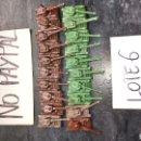 Figuras de Goma y PVC: IÑI LOTE 20 TANQUE TIPO MONTAPLEX ? DESCONOZCO ORIGEN. Lote 165742240