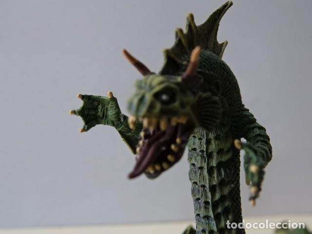 Figuras de Goma y PVC: Dragón monstruo marino Figura Plastoy 60238 - Foto 2 - 165837186