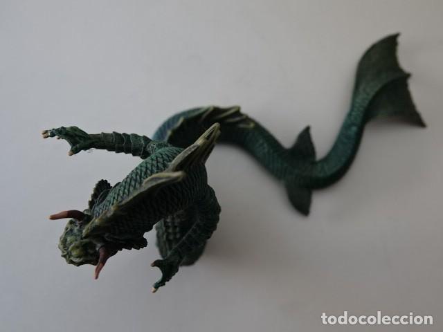 Figuras de Goma y PVC: Dragón monstruo marino Figura Plastoy 60238 - Foto 4 - 165837186