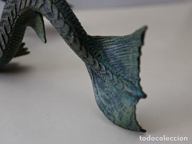 Figuras de Goma y PVC: Dragón monstruo marino Figura Plastoy 60238 - Foto 6 - 165837186