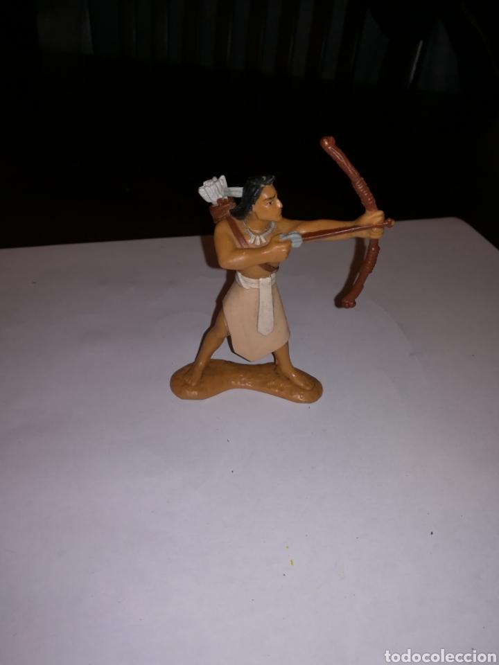 WALT DISNEY FIGURA PVC PERSONAJE POCAHONTAS (Juguetes - Figuras de Goma y Pvc - Otras)