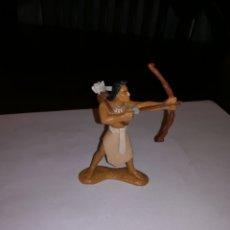 Figuras de Goma y PVC: WALT DISNEY FIGURA PVC PERSONAJE POCAHONTAS. Lote 165850572