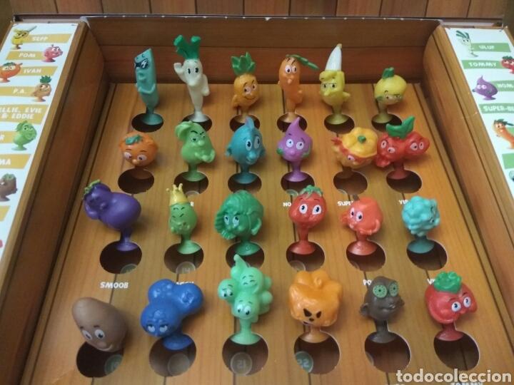 Figuras de Goma y PVC: STIKEES 24 UNI. COLECCIÓN COMPLETA LIDL - Foto 2 - 165880196