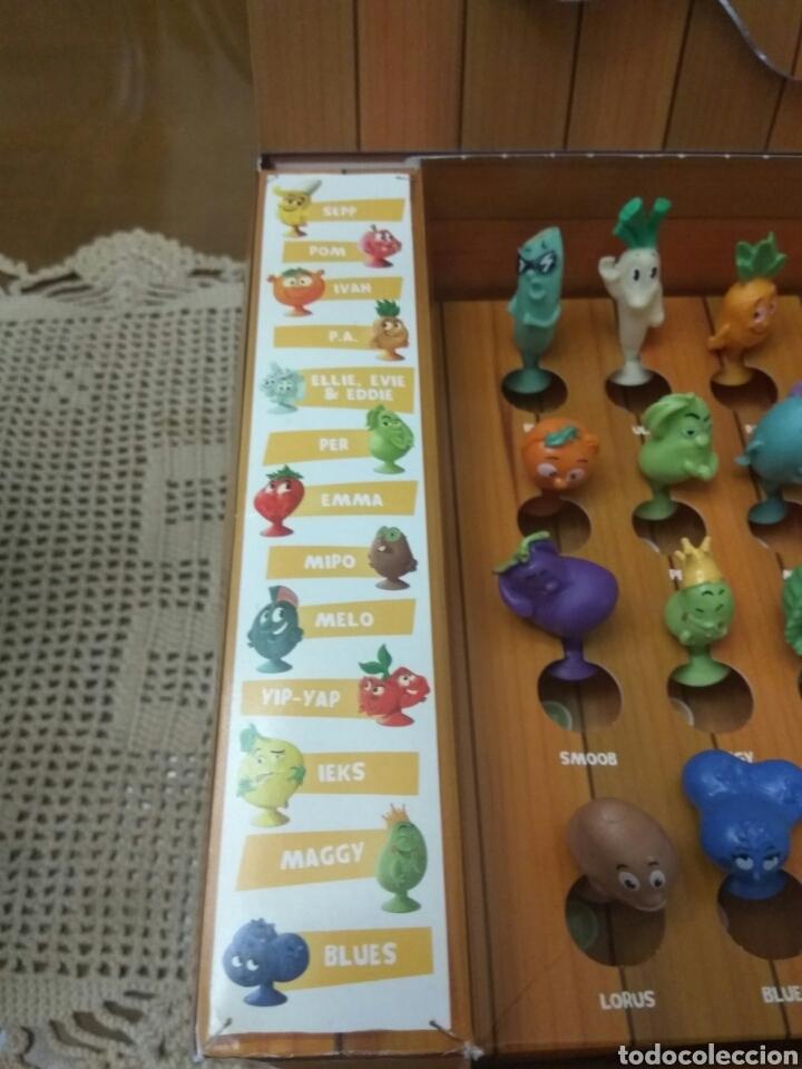 Figuras de Goma y PVC: STIKEES 24 UNI. COLECCIÓN COMPLETA LIDL - Foto 3 - 165880196