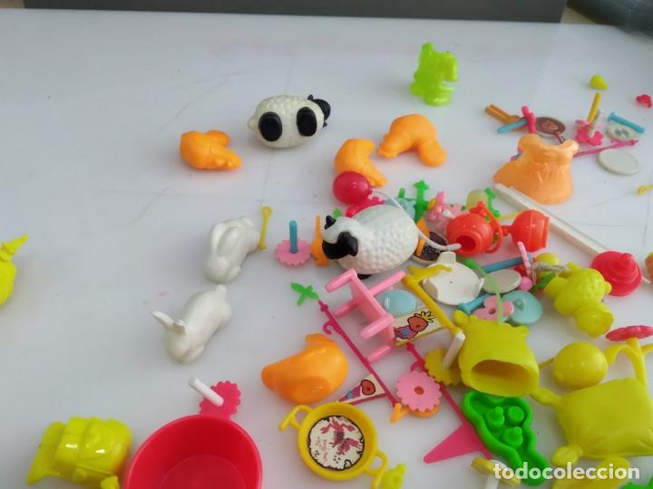 Figuras de Goma y PVC: ANTIGUOS MUÑECOS LOTE DE PIN Y PON DE FAMOSA - Foto 18 - 165940230