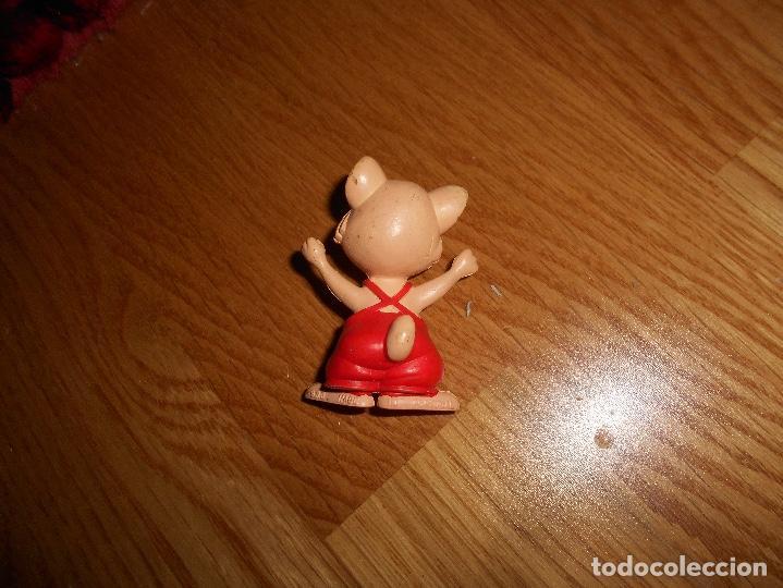 Figuras de Goma y PVC: PVC figura coleccion Willy Fog TICO - Maia Borges - Portugal MUY RARA - Foto 3 - 166138874