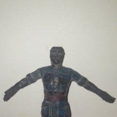 Figuras de Borracha e PVC: FIGURA ARCLA EXPLORADOR NEGRO. Lote 166214122