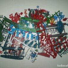 Figuras de Goma y PVC: LOTE MONTAPLEX. Lote 166241682