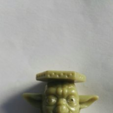 Figuras de Goma y PVC: STAR WARS ABATONS YODA. Lote 166338749