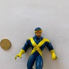 Figuras de Goma y PVC: FIGURA PVC COMICS SPAIN CICLOPE DE LOS X-MEN. Lote 166376590