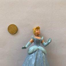 Figuras de Goma y PVC: FIGURAS PVC DISNEY MARCA BULLY CENICIENTA. Lote 166378042