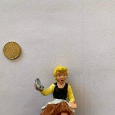 Figuras de Goma y PVC: FIGURAS PVC DISNEY MARCA BULLY CENICIENTA. Lote 166378282