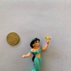 Figuras de Goma y PVC: FIGURAS PVC DISNEY MARCA BULLY JASMINE. Lote 166378366