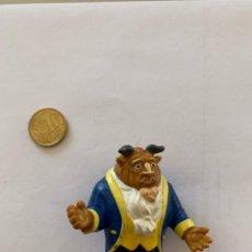 Figuras de Goma y PVC: FIGURAS PVC DISNEY MARCA BULLY BESTIA. Lote 166378546