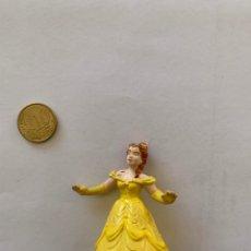 Figuras de Goma y PVC: FIGURAS PVC DISNEY MARCA BULLY BELLA. Lote 166378838