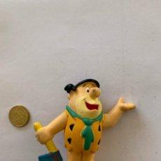Figuras de Goma y PVC: LOTE FIGURAS PVC LOS PICAPIEDRA MARCA MINILAND. Lote 166380318