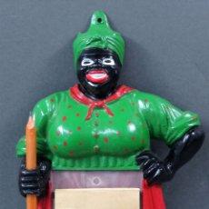 Figurines en Caoutchouc et PVC: NEGRA REAMSA PLÁSTICO PARA NOTAS COCINA CATÁLOGO AÑOS 50 RARA. Lote 166414834