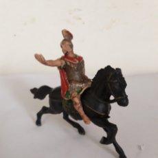 Figuras de Goma y PVC: FIGURA ROMANO A CABALLO REAMSA,PECH ,JECSAN.. Lote 166536254