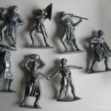 Figuras de Goma y PVC: FIGURAS JECSAN, COMANSI, PECH, LAFREDO, REAMSA, BRITAINS TOY SOLDIERS.. Lote 175873440