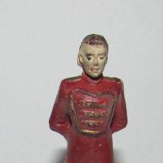 Figuras de Goma y PVC: MOZO DEL CIRCO FIGURA JECSAN AÑOS 60. Lote 166566222