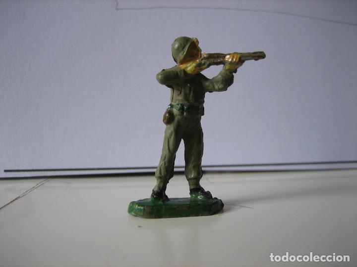 FIGURAS JECSAN, COMANSI, PECH, LAFREDO, REAMSA, BRITAINS TOY SOLDIERS. (Juguetes - Figuras de Goma y Pvc - Jecsan)
