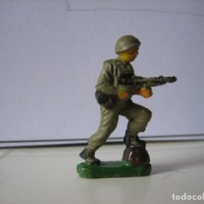 Figuras de Goma y PVC: FIGURAS JECSAN, COMANSI, PECH, LAFREDO, REAMSA, BRITAINS TOY SOLDIERS.. Lote 166634910